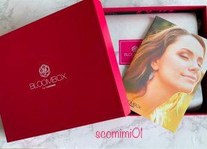 BLOOMBOX(ブルームボックス)開封時の写真