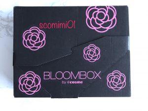 BLOOMBOX(ブルームボックス)梱包の様子写真