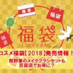 【コスメ福袋2018更新】熊野筆永豊堂のメイクブラシが元旦初売!予約・発売情報