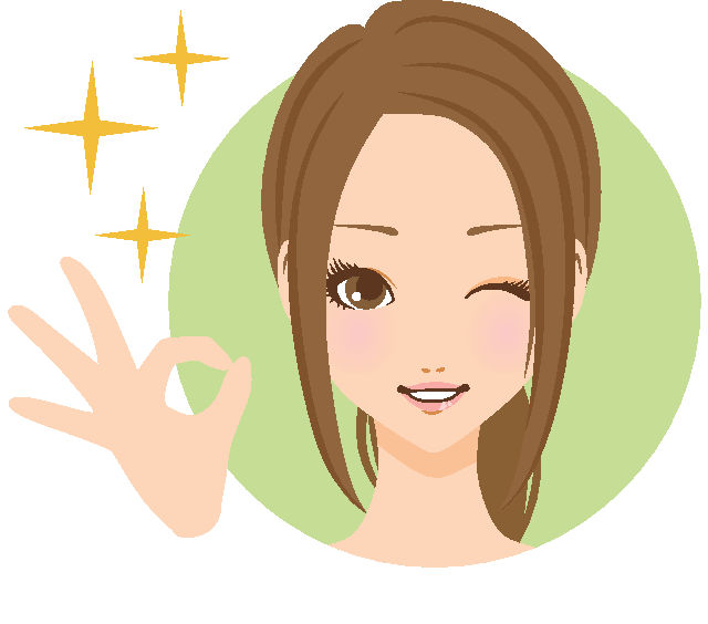 女性まとめgood笑顔