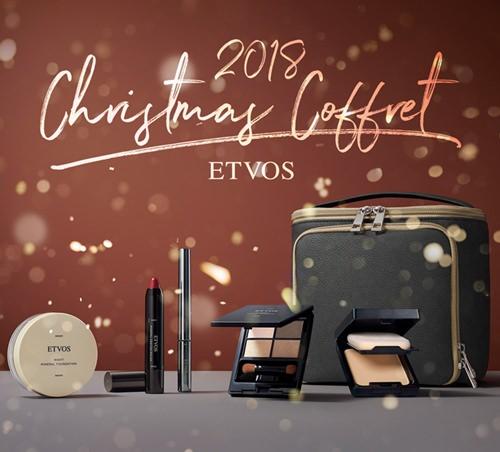エトヴォスのクリスマスコフレ