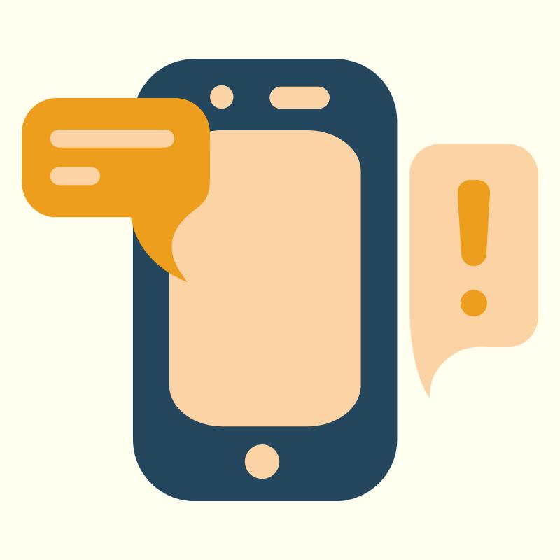 モバイルで見る口コミのイメージ